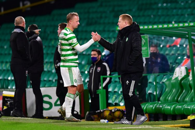 """""""He hasn't proved anyone wrong""""; Former Celtic boss Neil Lennon hits back at Leigh Griffiths - 67 Hail Hail"""