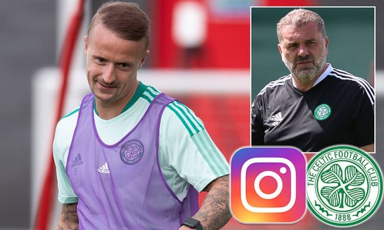 Leigh Griffiths sent home from Celtic training camp amid police probe