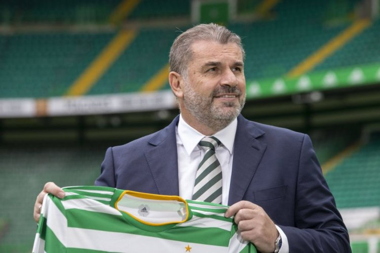Griffiths, out of sight out of mind for Postecoglou   The Celtic Star
