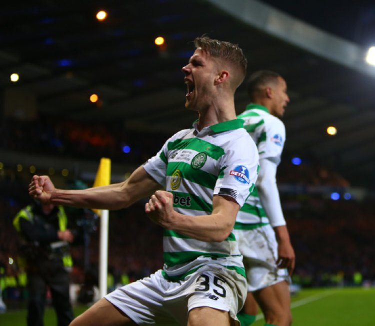 Kristoffer Ajer sends Farewell Message to Celtic with special praise f