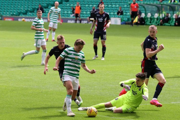 English League Two side keen on loan deal for Celtic goalkeeper   The