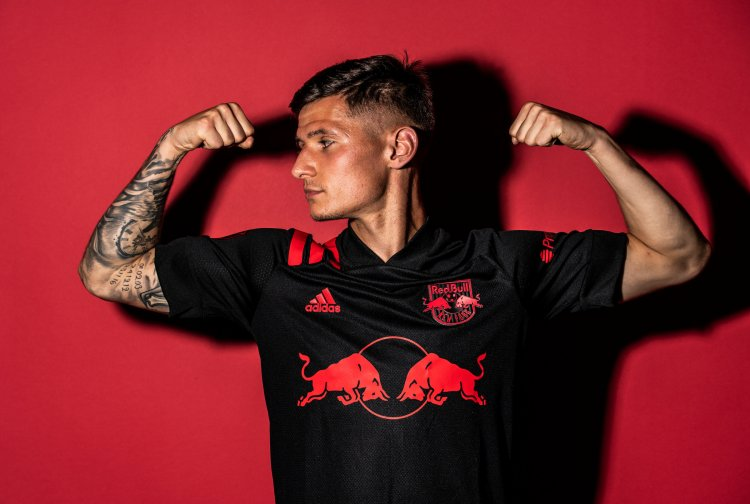 Patryk Klimala Voted Audi Man of the Match vs. Toronto FC | New York Red Bulls