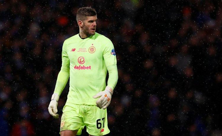 Haggerty drops Fraser Forster verdict amid Celtic transfer link