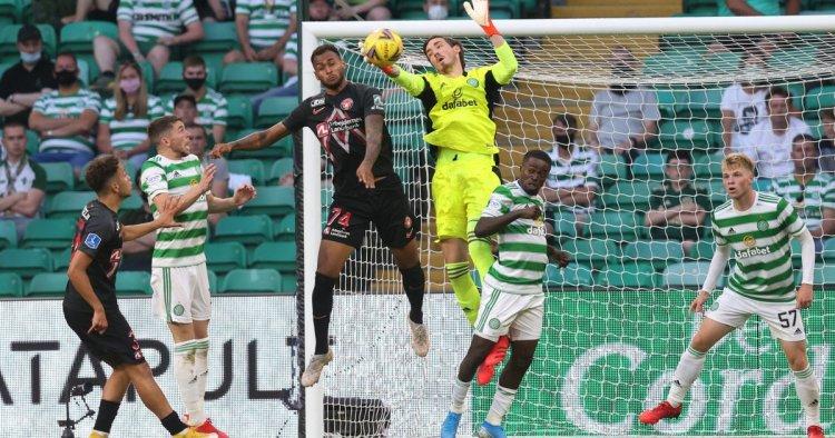 Vasilis Barkas needs Celtic reboot admits fellow keeper