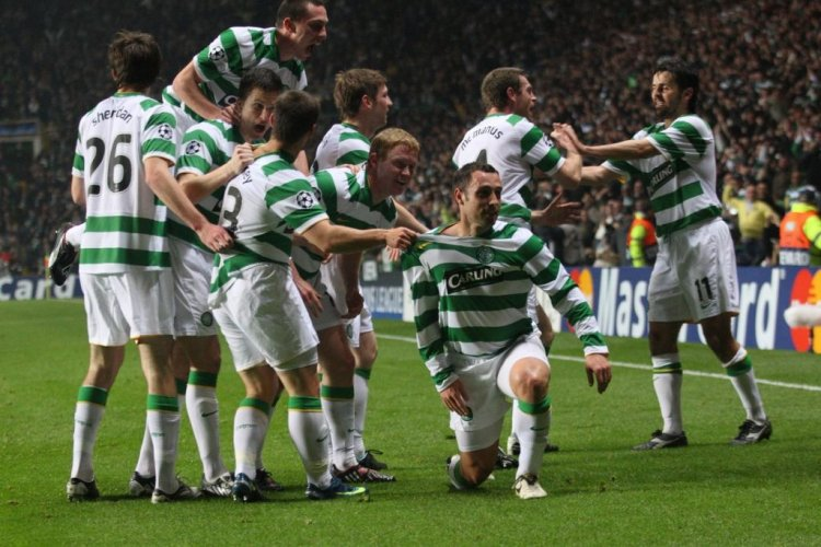 """English keeper admits Celtic Park is the """"best atmosphere he'"""