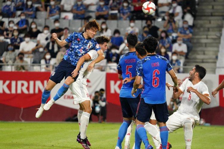 Celtic transfer target Ko Itakura helps Japan to Thursday Olympics win - 67 Hail Hail