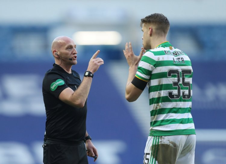 'CEO should be out publicly denouncing' 'Its embarrassing how this is allowed' 'seriously wonder where the board's loyalties lie' Celtic fans debate Tynecastle flashpoints