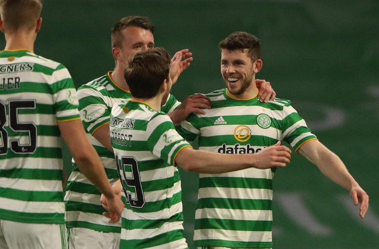 Report: Celtic could bank £4m from Ryan Christie deal