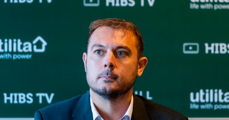 Hibs chief Ben Kensell says it is time Scottish clubs embraced change