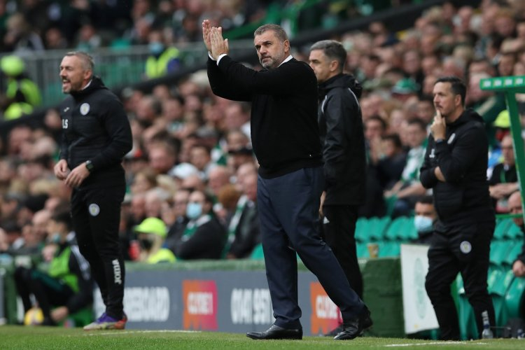 Celtic boss Postecoglou admires Dundee United approach and manager