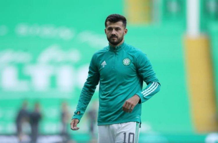 Celtic: Albian Ajeti impressing in training