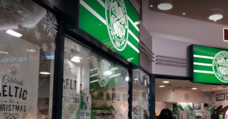 Irish Celtic FC Store To Close After 22 Years Due To Online Sales Surge