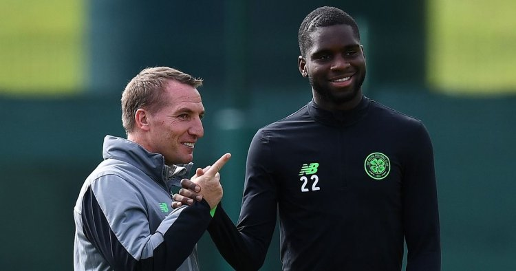 Celtic fans on Odsonne Edouard who is linked with Foxes move
