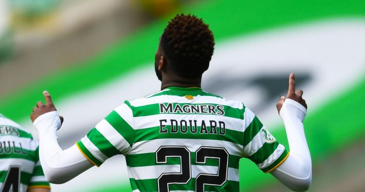 Odsonne Edouard will discuss future with Celtic this summer says John Kennedy