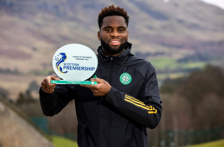 Odsonne Edouard wins player of the month prize as Celtic striker 'nears exit'