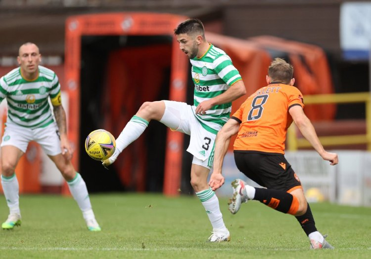 Celtic suffer injury blow ahead of Dundee