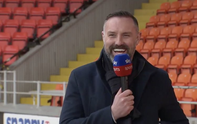 'Not bad Jackie': Rangers legend Kris Boyd savours Ibrox glory with dig at former Celtic man