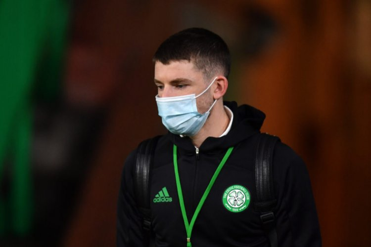 Ryan Christie appears to commit himself to the Celtic cause - 67 Hail Hail