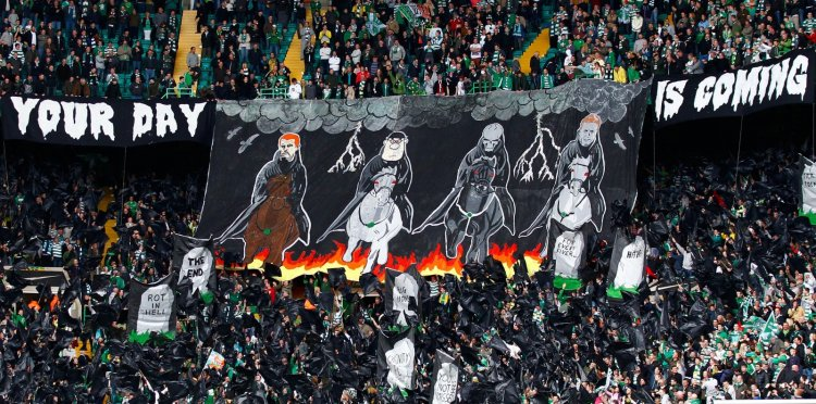 Faux bafflement at Celtic's brilliant tweet on live radio? It's just another liquidation denial