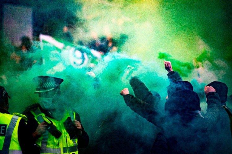 Police Scotland in Celtic Fan Warning