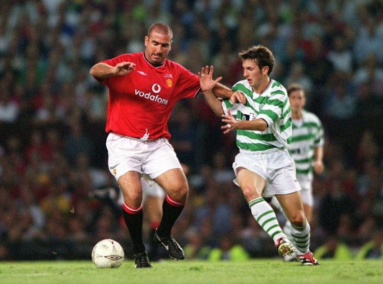 Video: On This Day – Celtic beat Manchester United at Old Trafford in