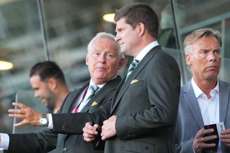 Dom McKay's shock Celtic exit set to spark boardroom revolution at Parkhead