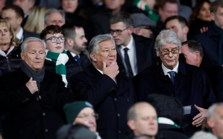 Have Celtic been briefing against Dom McKay to their favoured media sources?