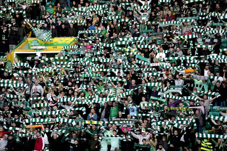 Celtic are gearing up for Thursday's Europa League test against Real Betis