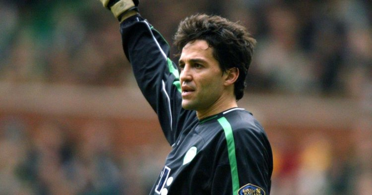 Former Celtic keeper makes 'head over heart' Real Betis prediction