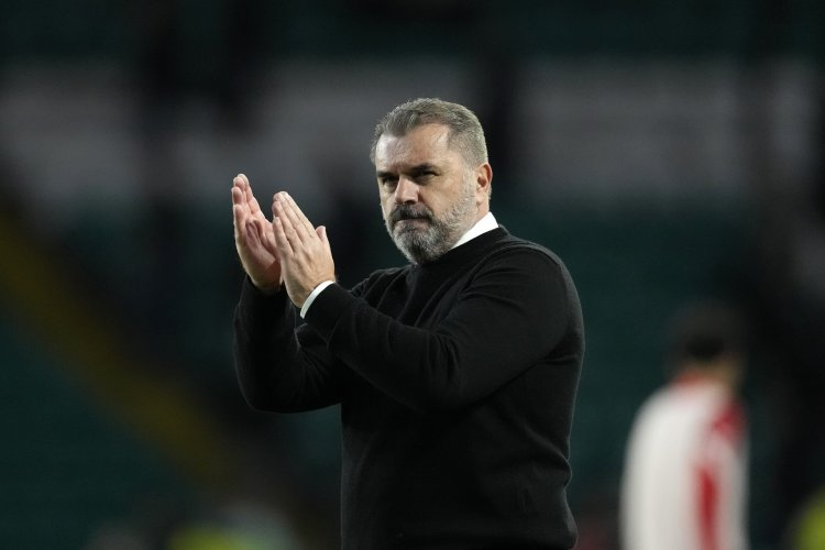 Ange Postecoglou's brilliant response to media question on Celtic's UEL approach