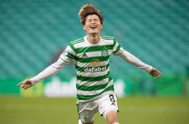 Kyogo Furuhashi in heartfelt message to Celtic supporters