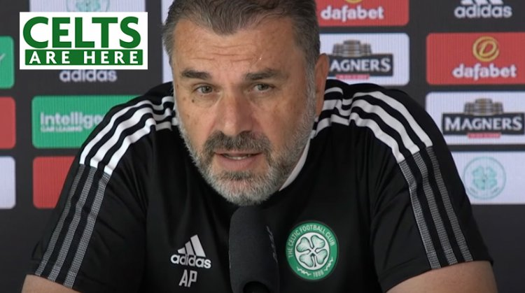 Ange Postecoglou Outstanding Retort to Media and Some Celtic Fans