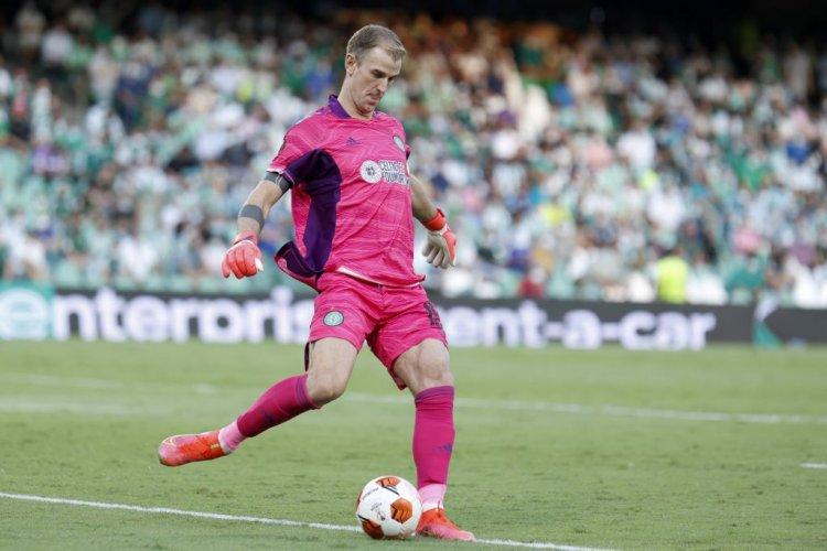 Ange Postecoglou praises Celtic's stand-in skipper Joe Hart   The Celtic Star