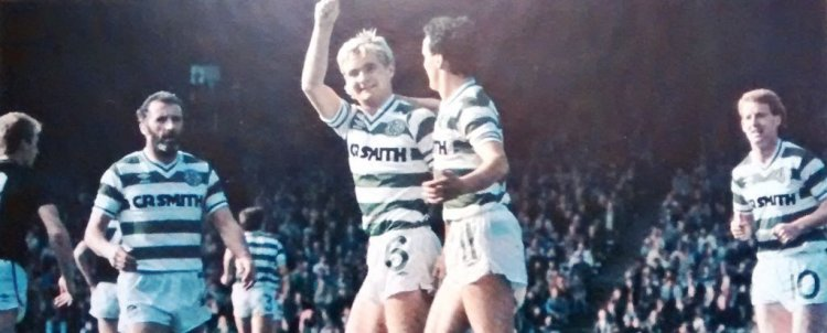 1984 – An event occurred that many Celtic fans labeled as sacrilegious
