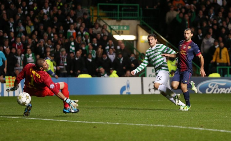 'It still hurts' 'this is hilarious' Celtic fans take Daily Record to task as they slam the 2012 Barcelona shock